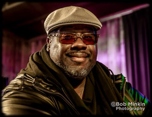 Melvin Seals - Photo by Bob Minkin