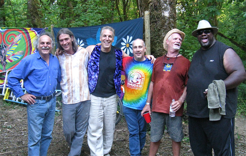 Cast of Clowns with Bill Kreutzmann